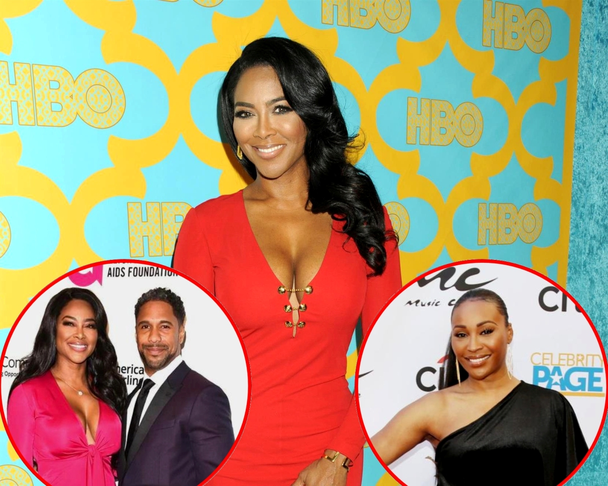 "RHOA's Kenya Moore Reflects on ""Bittersweet"" Memory of Husband Marc After Slit, Plus See How Cynthia Bailey Is Showing Her Support for Kenya"