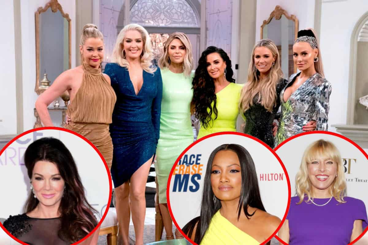 "Is the RHOBH Having a Lackluster Season Without Lisa Vanderpump? New Cast Reportedly ""Light on Drama"" Plus What Subject Garcelle Beauvais is Avoiding Discussing"