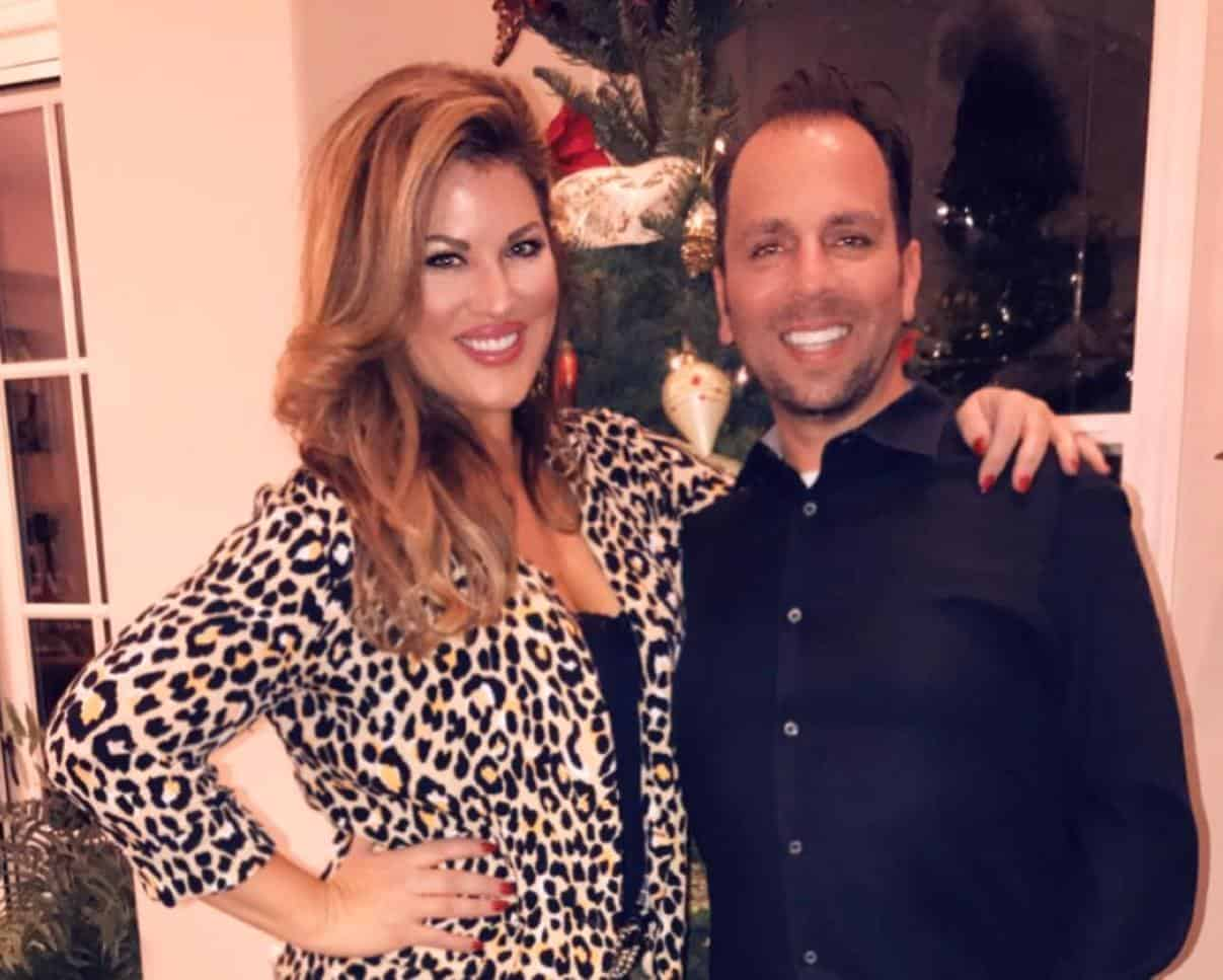 RHOC's Emily Simpson Talks 'Difficult' Relationship With Shane's Ex-Wife, Opens Up About Miscarrying Her Twins and Her Sister Being Her Surrogate