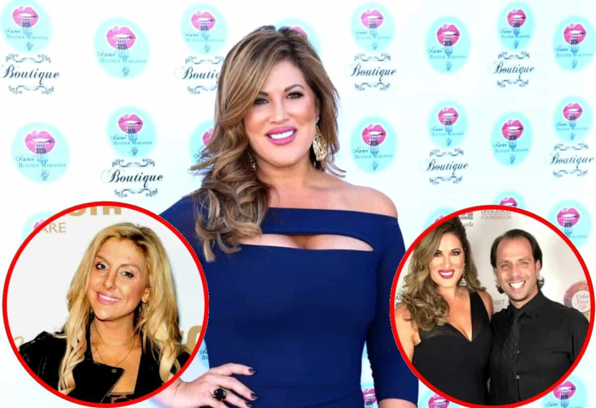 RHOC's Emily Simpson Accuses Gina of Picking Fights With Her to Fit in With the Tres Amigas