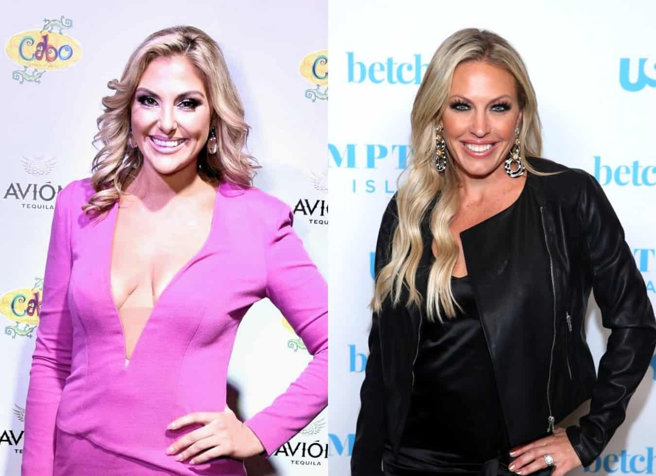 "RHOC Star Gina Kirschenheiter Explains Why She's No Longer Friends With Braunwyn Windham-Burke and Denies it Has to Do With Her Sobriety, Reacts to Her Potential Exit From Show and Says Vicki and Tamra's Exits Were ""Needed"""