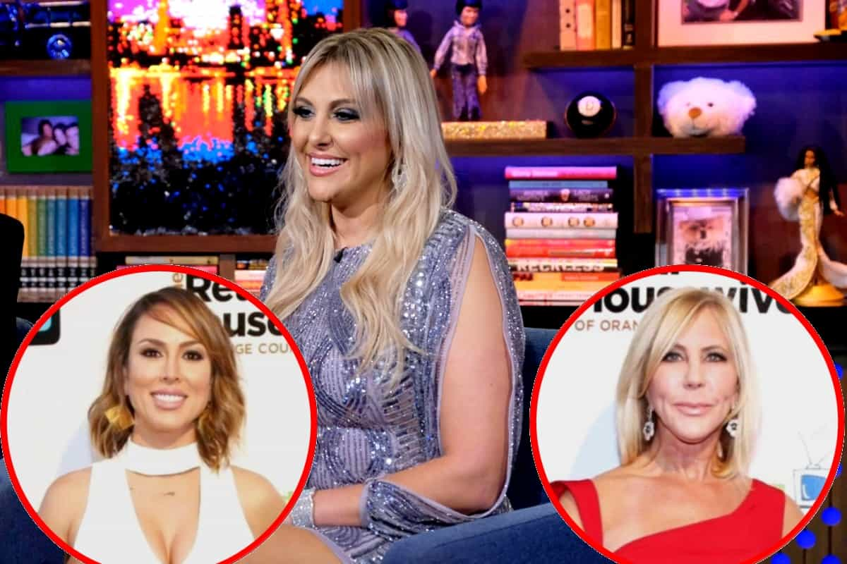 RHOC's Gina Kirschenheiter Reacts to Kelly Dodd Mentioning Her Kids