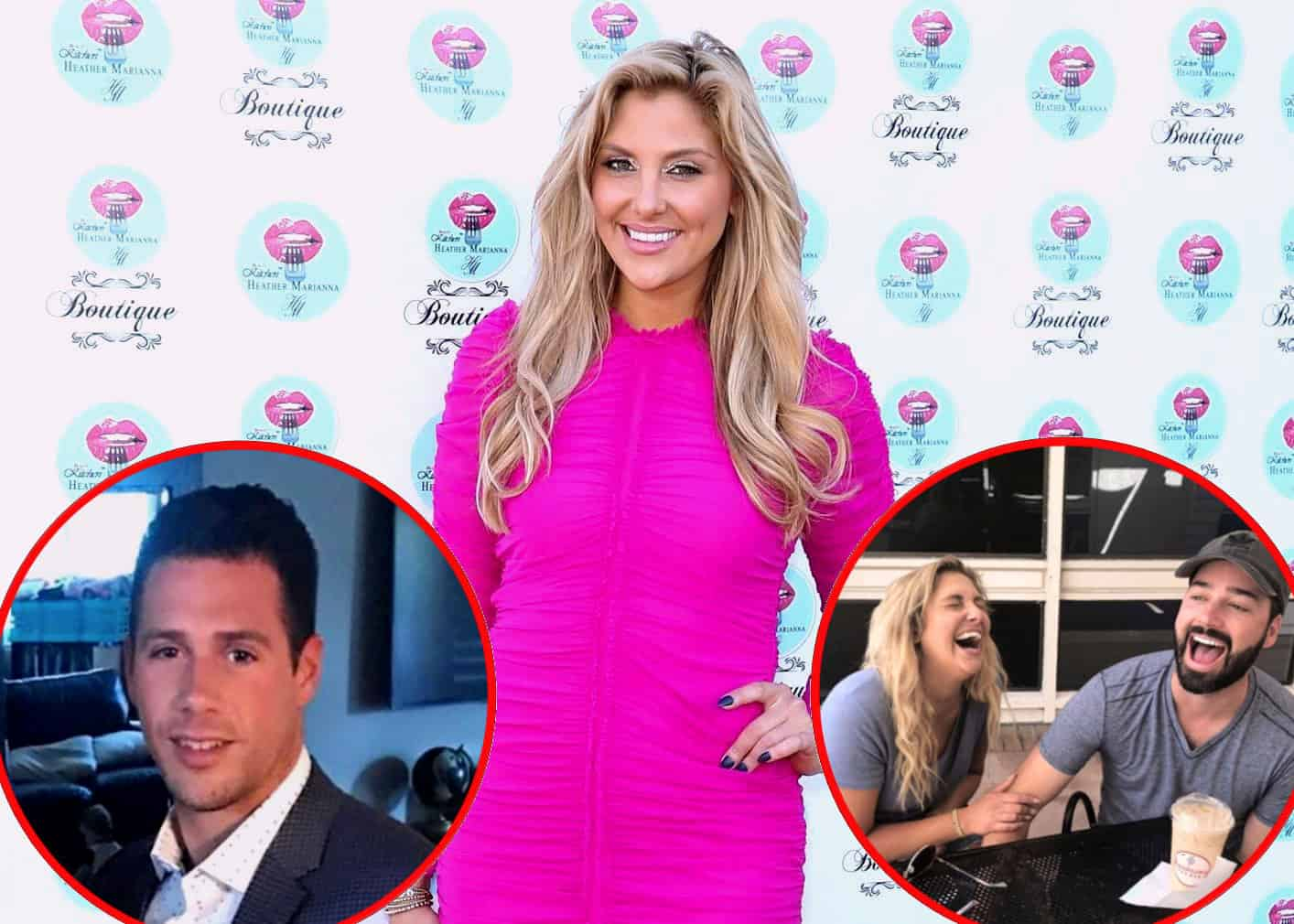 RHOC's Gina Kirschenheiter Shares Update on Coparenting With Ex Matt, She Talks New Boyfriend Travis Mullen & if She's Open to Getting Married Again, Plus RHOC Live Viewing Thread!