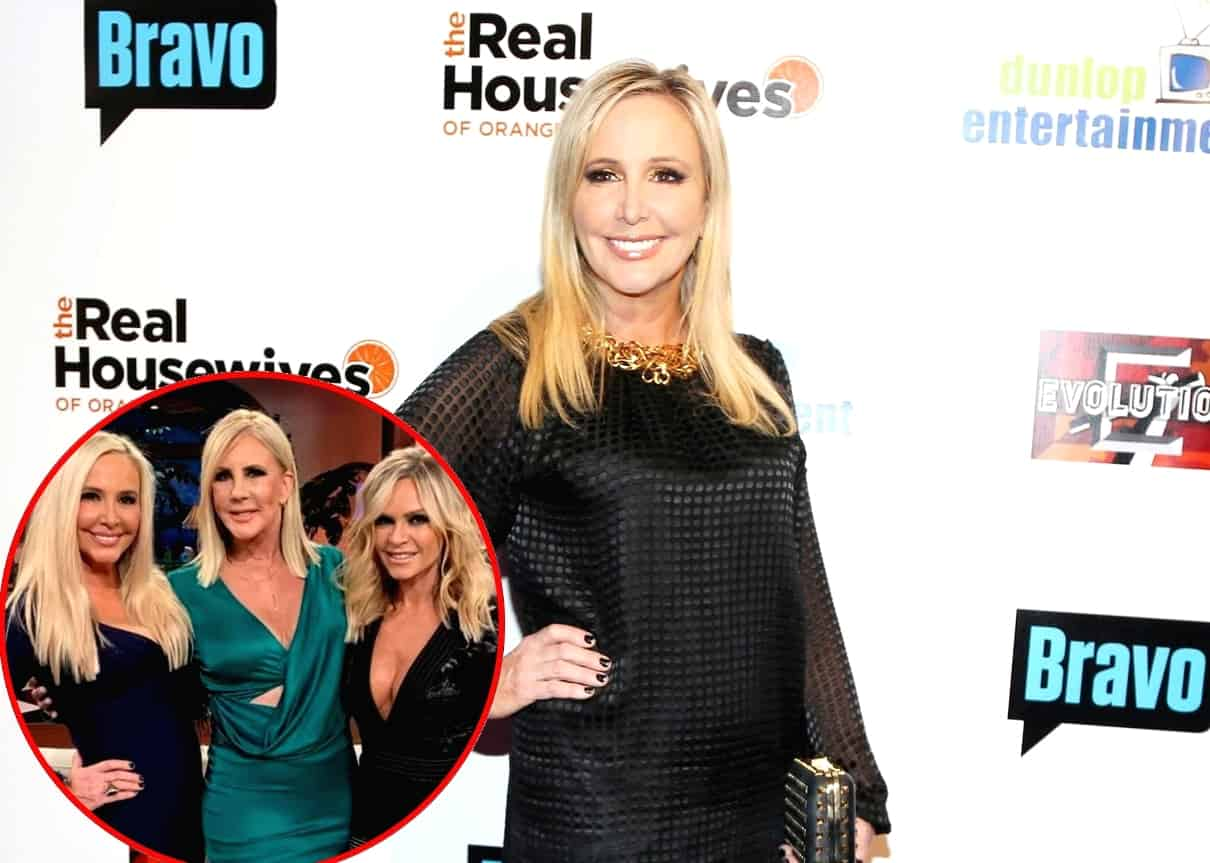 EXCLUSIVE: RHOC's Shannon Beador Discusses Her Rumored 'Tres Amigas' Spinoff