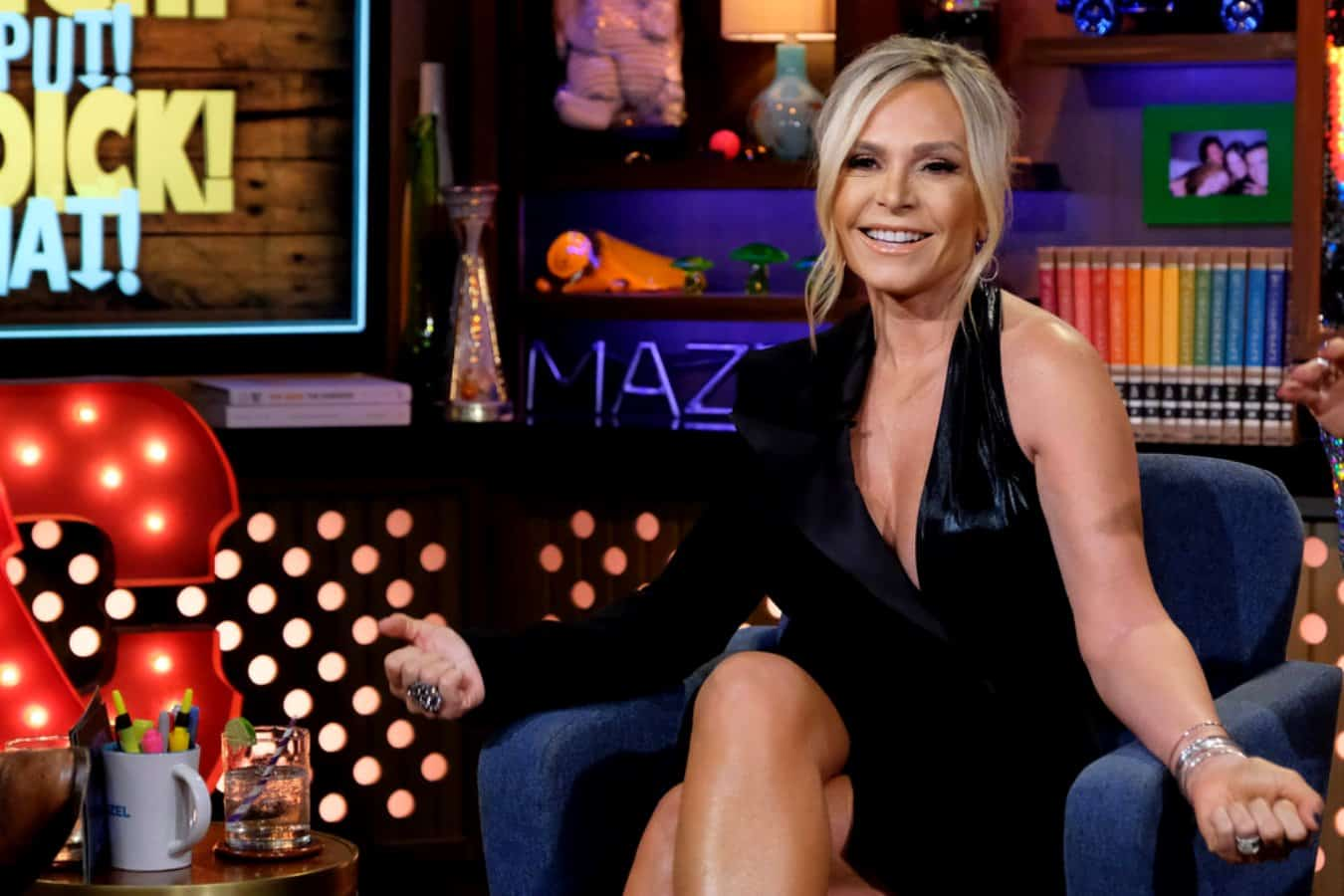 Tamra Judge Reveals If She Would Quit RHOC for Her Daughter and Shares Feelings Toward Alexis Bellino, Plus Does She Think Vicki Was Jealous of Her Kiss With Braunwyn?