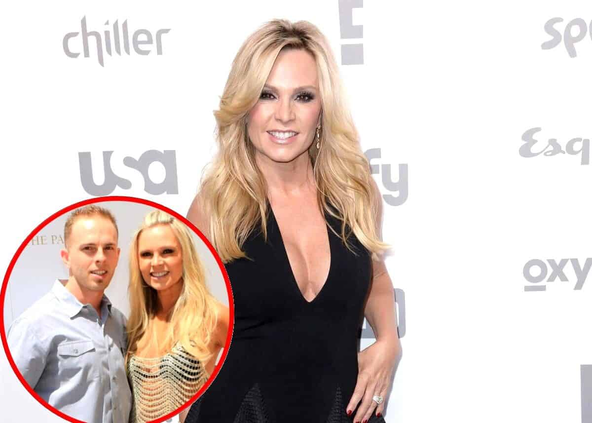 RHOC Star Tamra Judge Explains Why Son Ryan Vieth Loves President Trump So Much, Plus Where His Issues Stem From