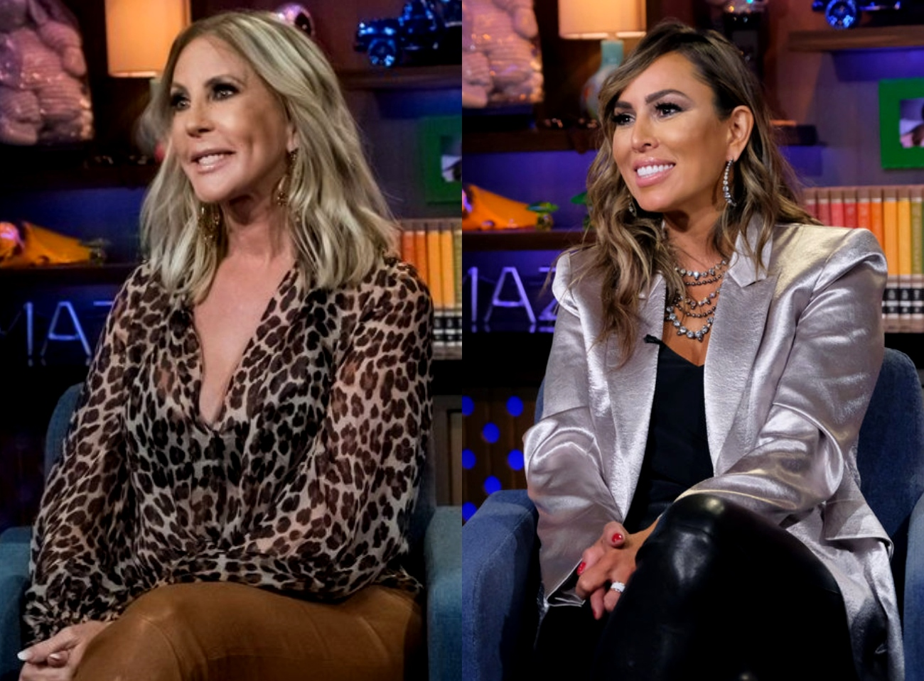 Vicki Gunvalson Accuses Kelly Dodd of Misbehaving to Keep RHOC Job! Slams Her for Hurtful Behavior and Demands She Take Accountability for Actions