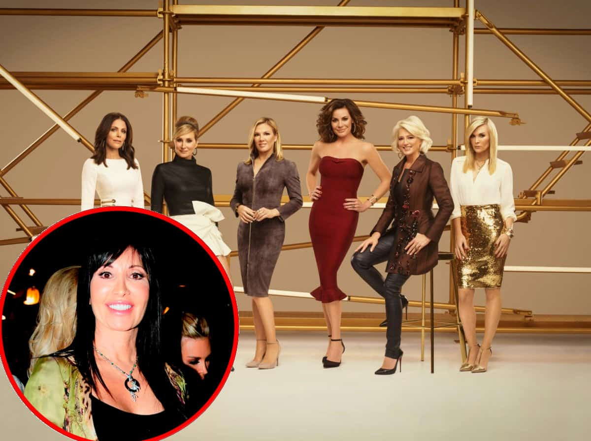 REPORT: Elyse Slaine Joins RHONY Cast for Season 12, Will She Appear in a Full-Time or 'Friend' Role? See Photo From Group Trip
