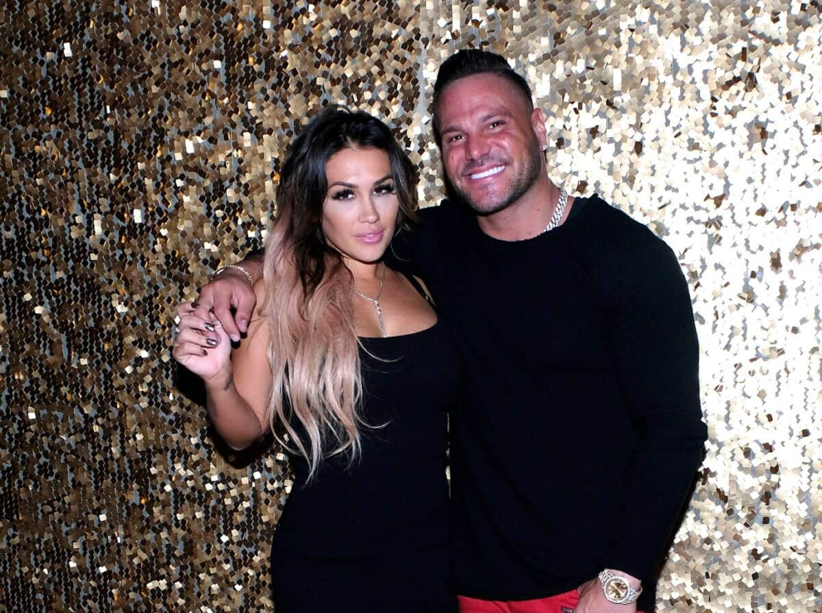 Jersey Shore's Ronnie Ortiz-Magro Arrested for Alleged Kidnapping, Domestic Violence Against Girlfriend Jen Harley as She Accuses Him of Using Drugs