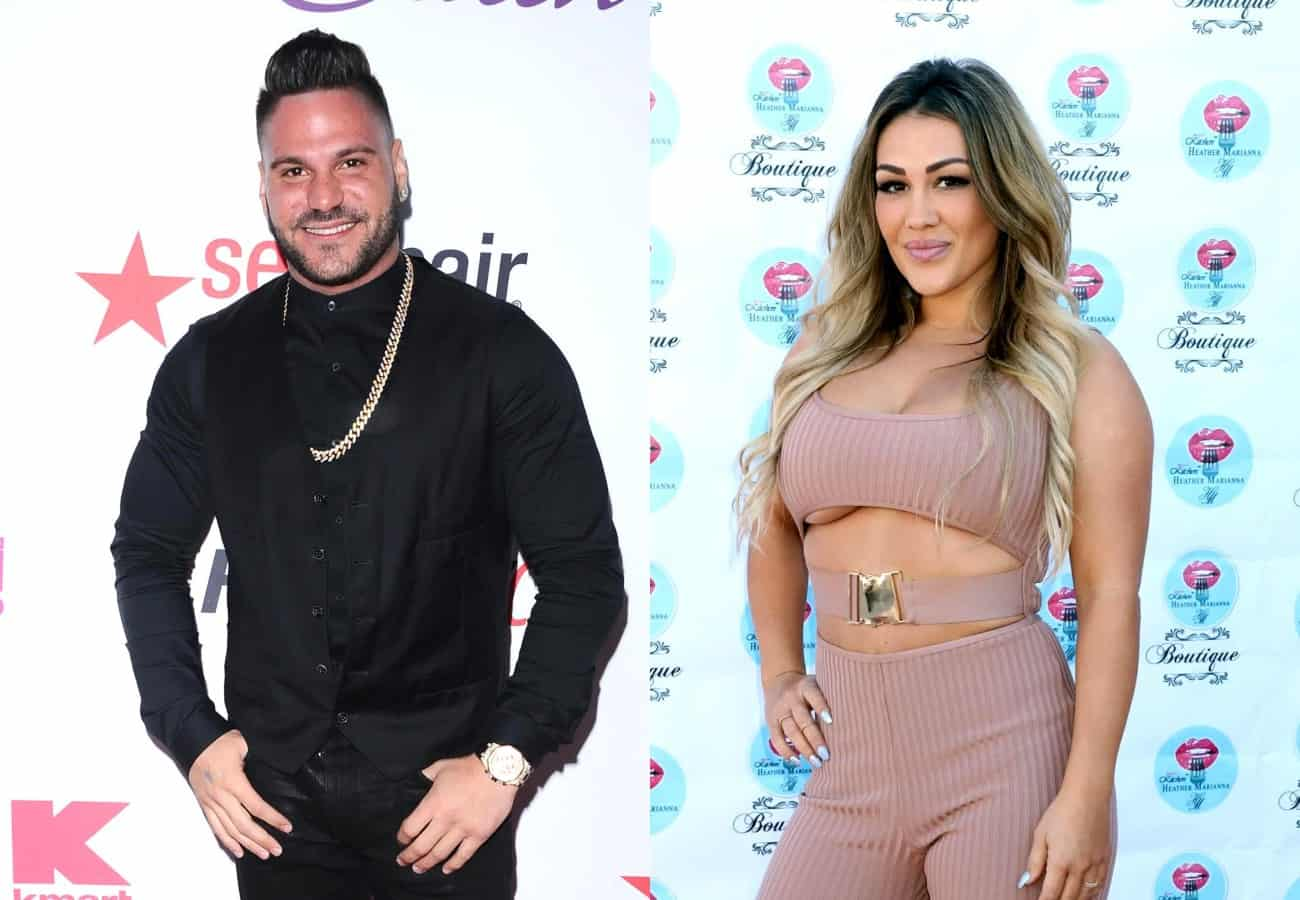 How Does Jersey Shore's Ronnie Ortiz-Magro Feel After His Arrest? Find Out as Source Denies He Meant to Threaten Jen With Knife