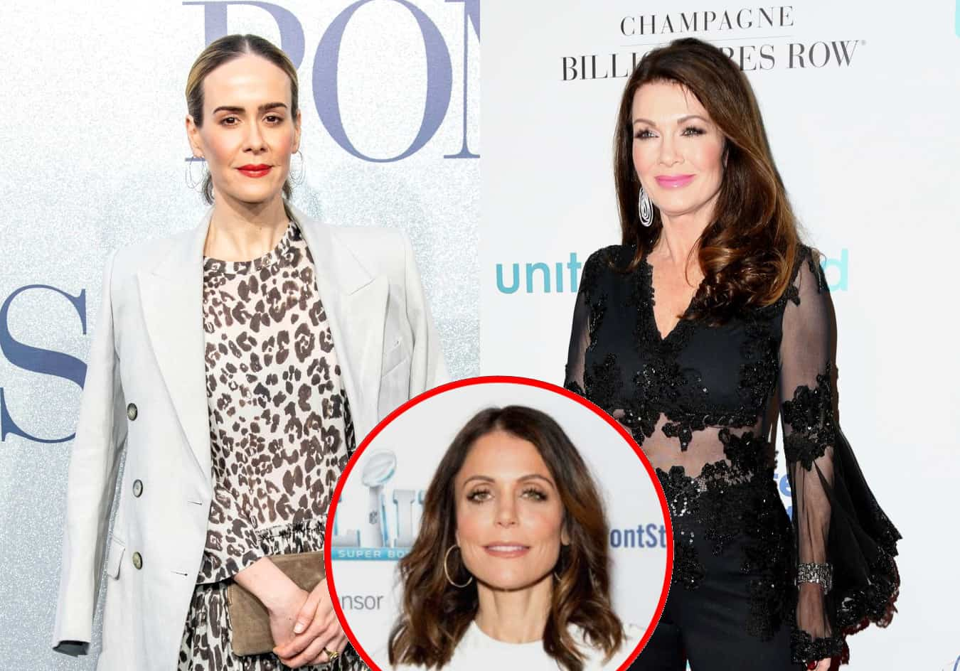 Actress Sarah Paulson Slams RHOBH's Lisa Vanderpump as 'Not Nice' and Talks Unpleasant Encounter With Her, Plus She Reveals if She Believes RHONY Will Survive Without Bethenny