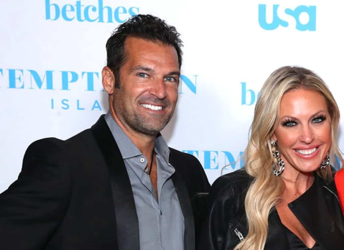 RHOC Star Braunwyn Windham-Burke Admits to Cheating on Husband Sean Burke, She Reveals Why She Strayed and Talks Separation