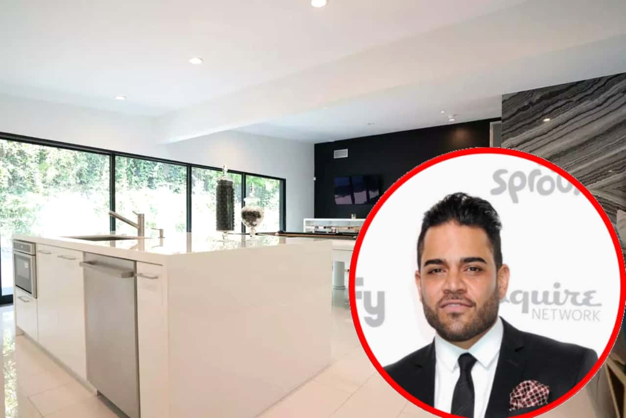 Shahs of Sunset's Mike Shouhed Is Leasing His Chic Hollywood Hills Pad