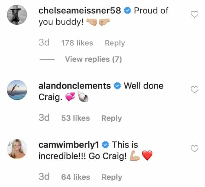 Southern Charm Cast Applauds Craig Conover Relief Fundraiser