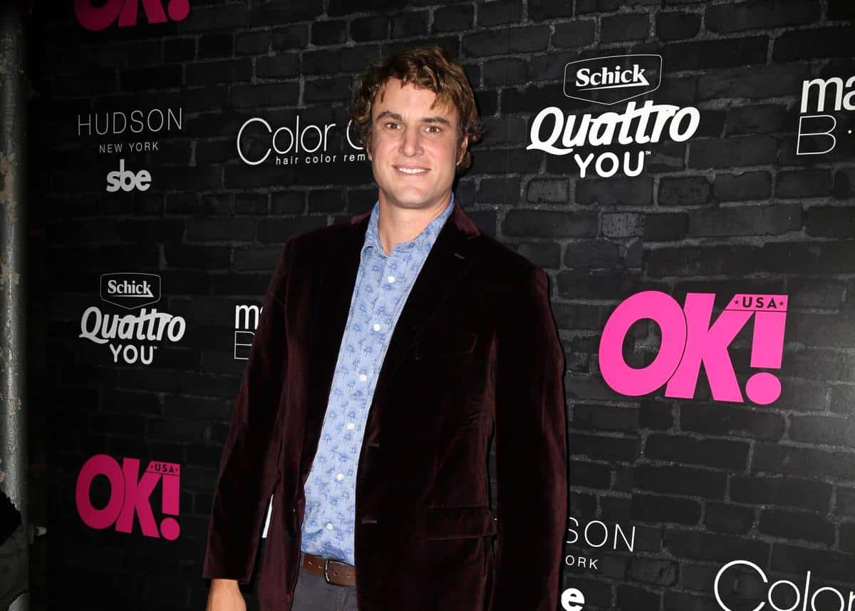 "Shep Rose Explains Why Doing Southern Charm Is ""Difficult,"""