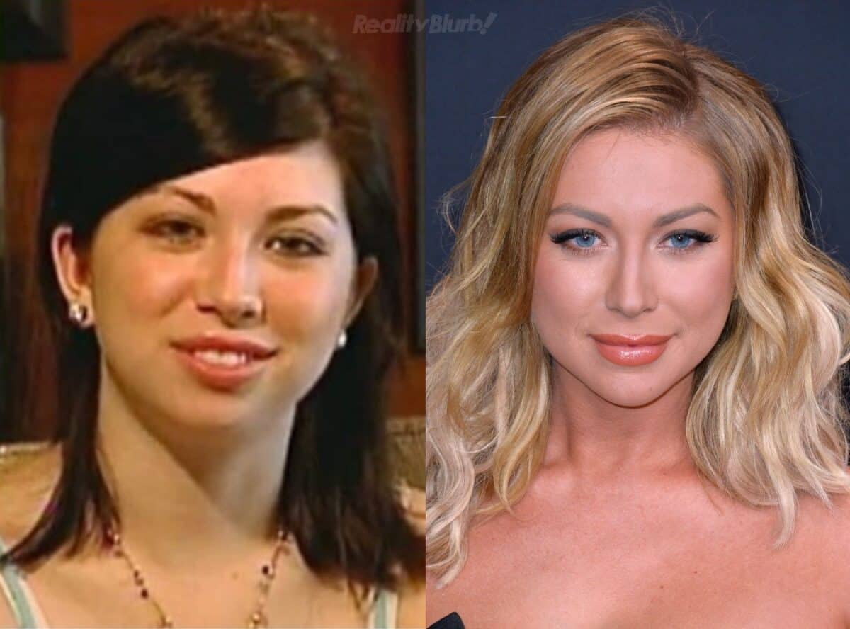 Stassi Schroeder Before and After Plastic Surgery Photos