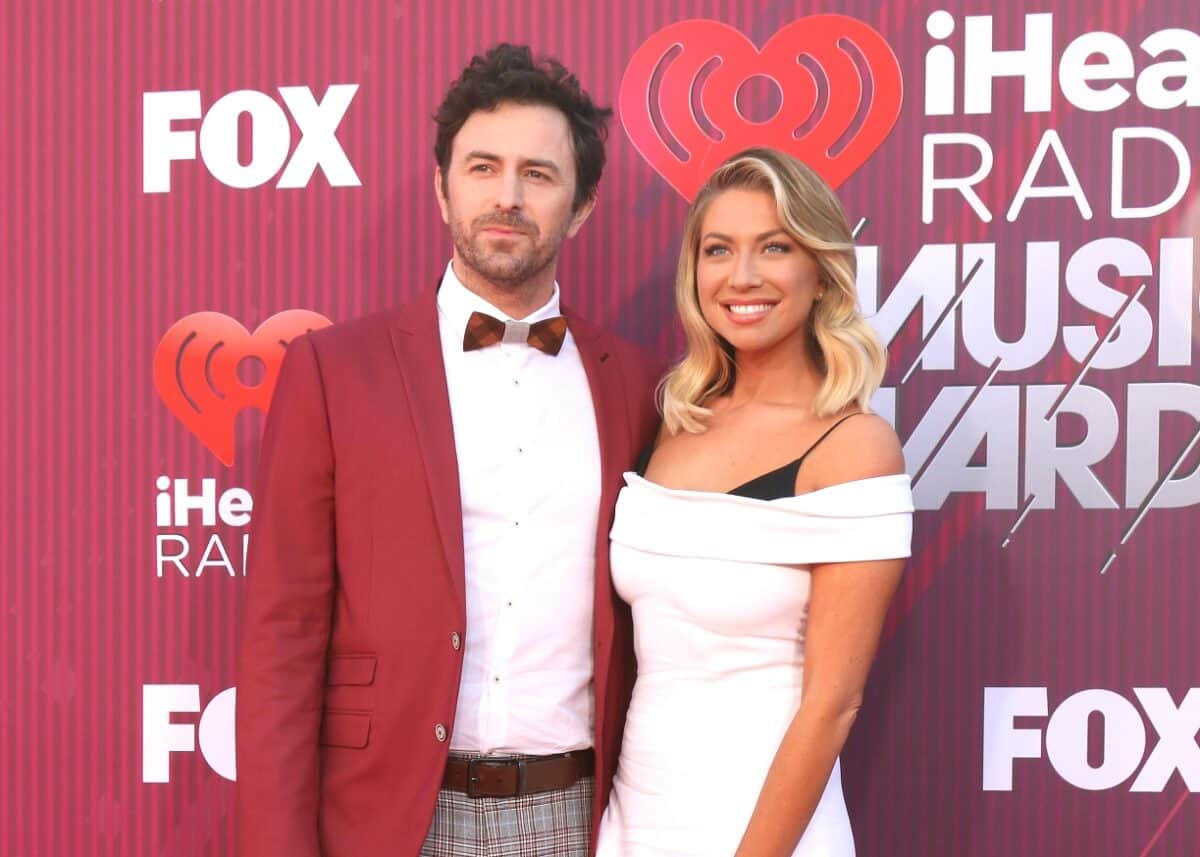 Vanderpump Rules' Stassi Schroeder Talks Wedding Budget and Dishes on European Location for Upcoming Nuptials to Beau Clark