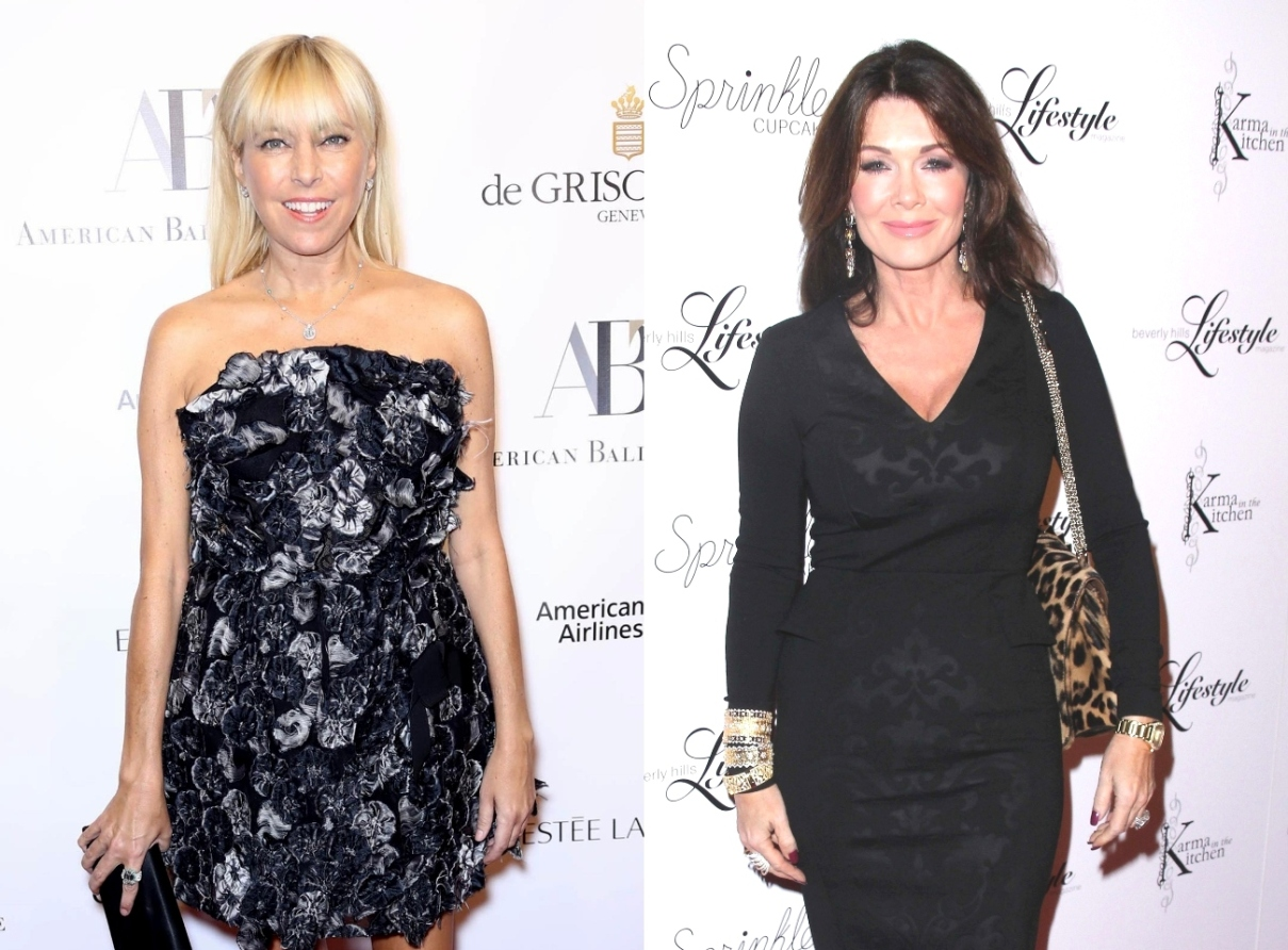 RHOBH's Sutton Stracke Reveals if She Was Brought on to Replace Lisa Vanderpump and Addresses Her Exit, Plus How Lisa Rinna Convinced Her to Join Cast