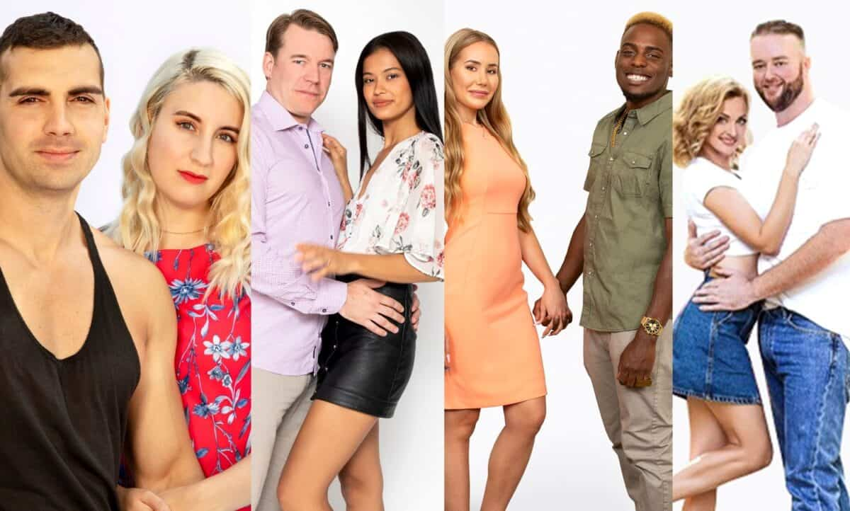 PHOTOS VIDEO: Meet the 90 Day Fiancé Season 7 Cast and See the Drama-Packed Video Trailer!