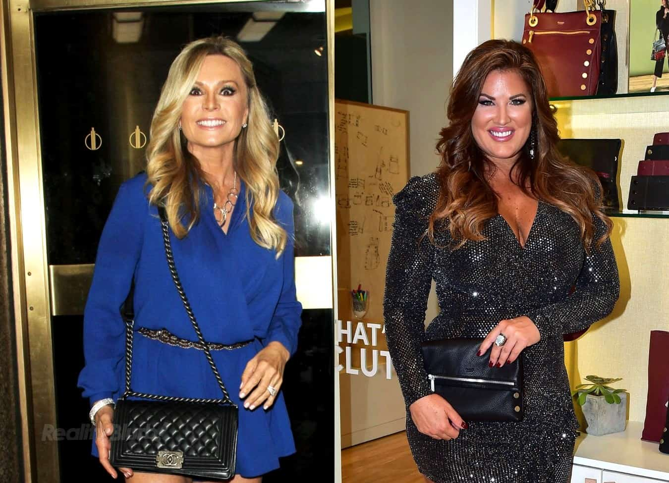 "RHOC Star Tamra Judge Slams 'Ungrateful' Emily Simpson in Twitter Feud Over Weight and Accuses Her of ""Playing Victim,"" See Emily's Response Plus Why She's Upset With Production"