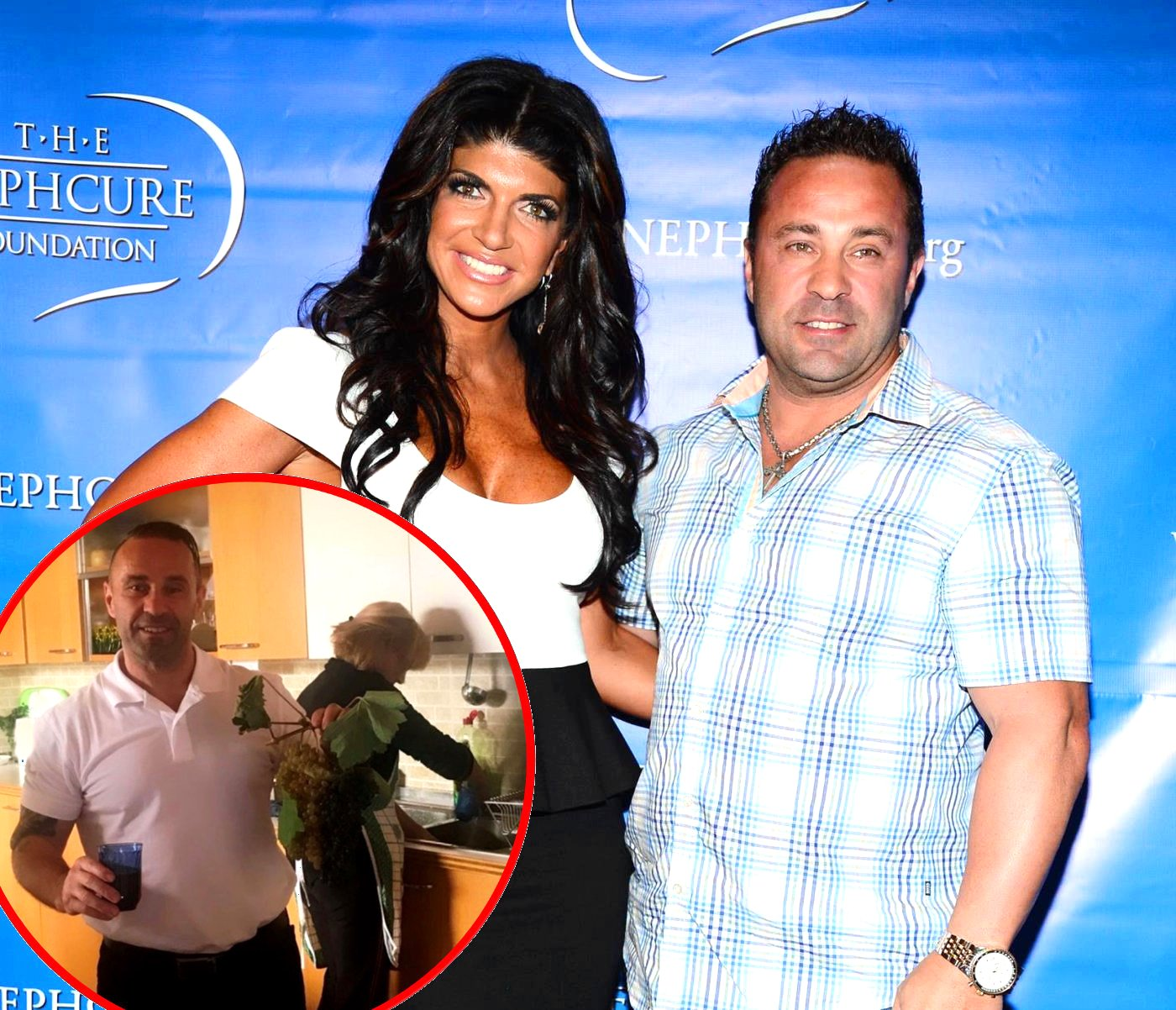 See the First Photos of Joe Giudice Showing Off His Weight Loss in Italy as Gia Reveals When She'll Visit! Plus Did Teresa Receives Salary Bonus for Filming RHONJ With Husband?
