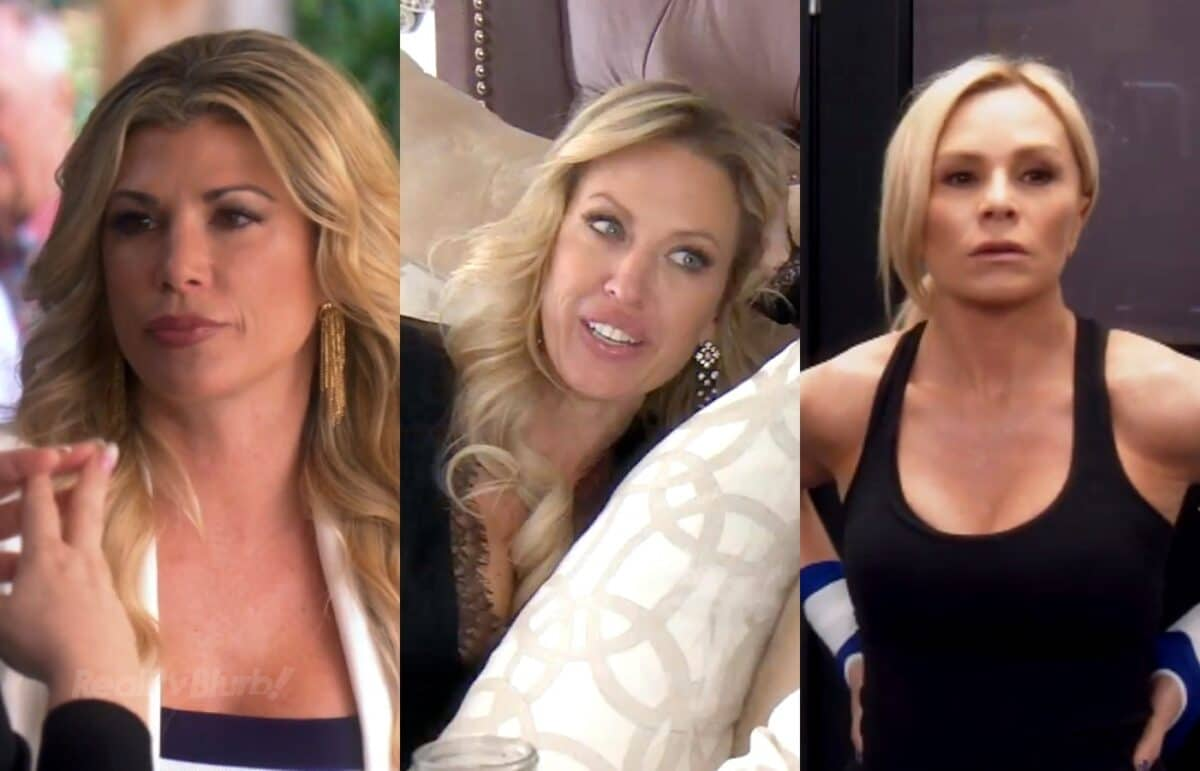 The RHOC Recap: Alexis Dishes on Her Divorce to Jim and Braunwyn Claims Tamra Does Threesomes With Eddie