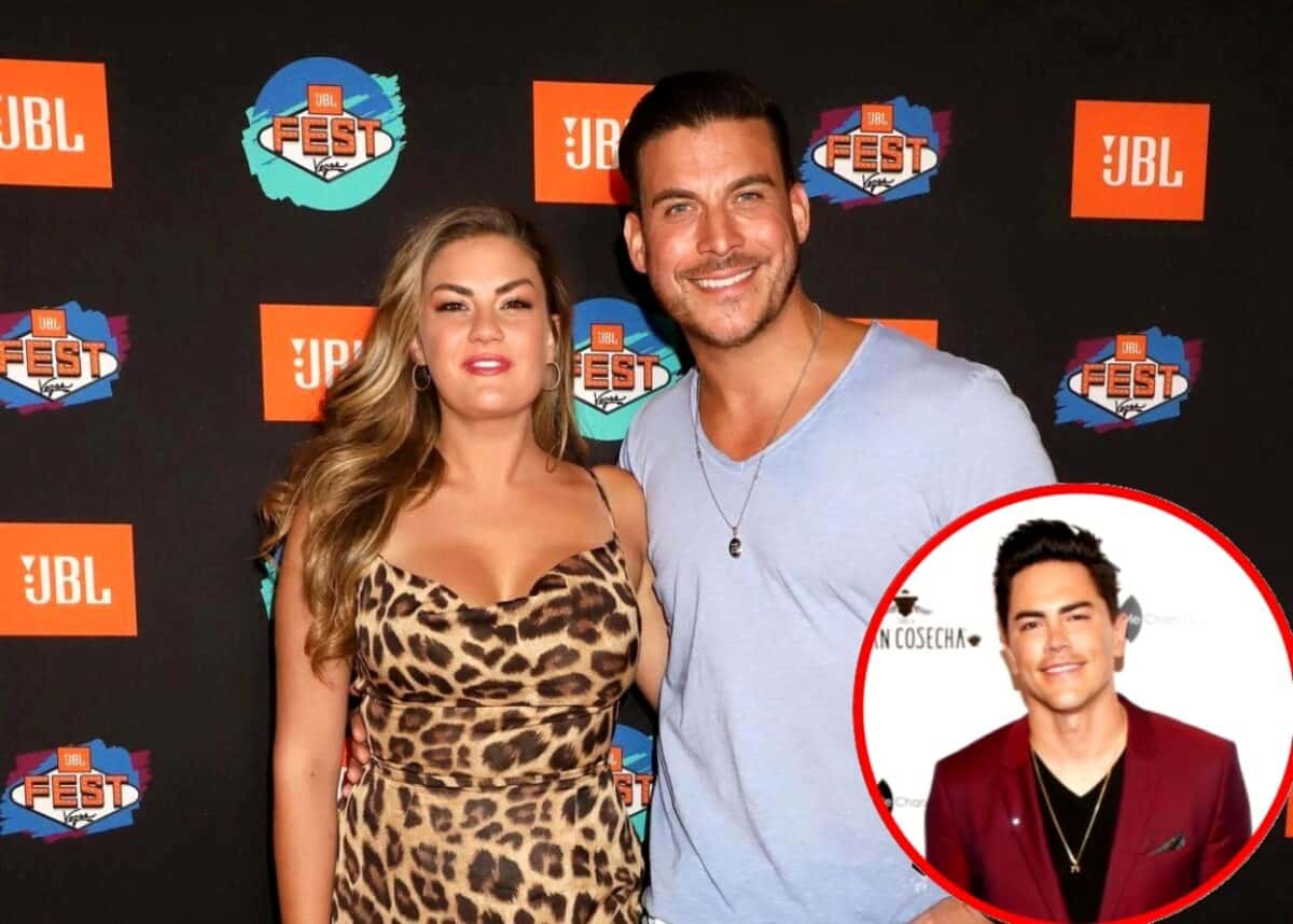 Vanderpump Rules' Jax Taylor Admits Brittany Cartwright Relationship is Still a 'Work in Progress'