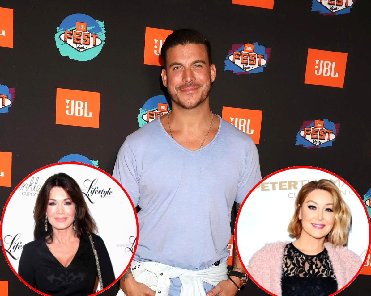 Jax Taylor Reveals Vanderpump Rules Salary for First Season