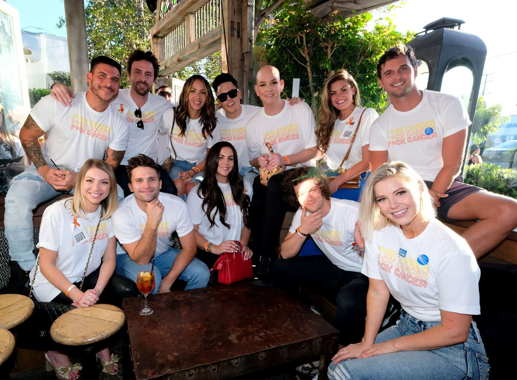 Vanderpump Rules Cast Raises Money for Their Friend Battling Leukemia, See Pics as They Come Together for a Good Cause