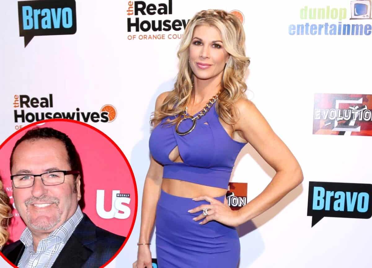 Alexis Bellino Reveals Drama With Ex-Husband Jim After Divorce and How They Overcame it, Says She Turned Down Offer to Return to RHOC & Claims He Refused to Appear on 'Marriage Boot Camp'