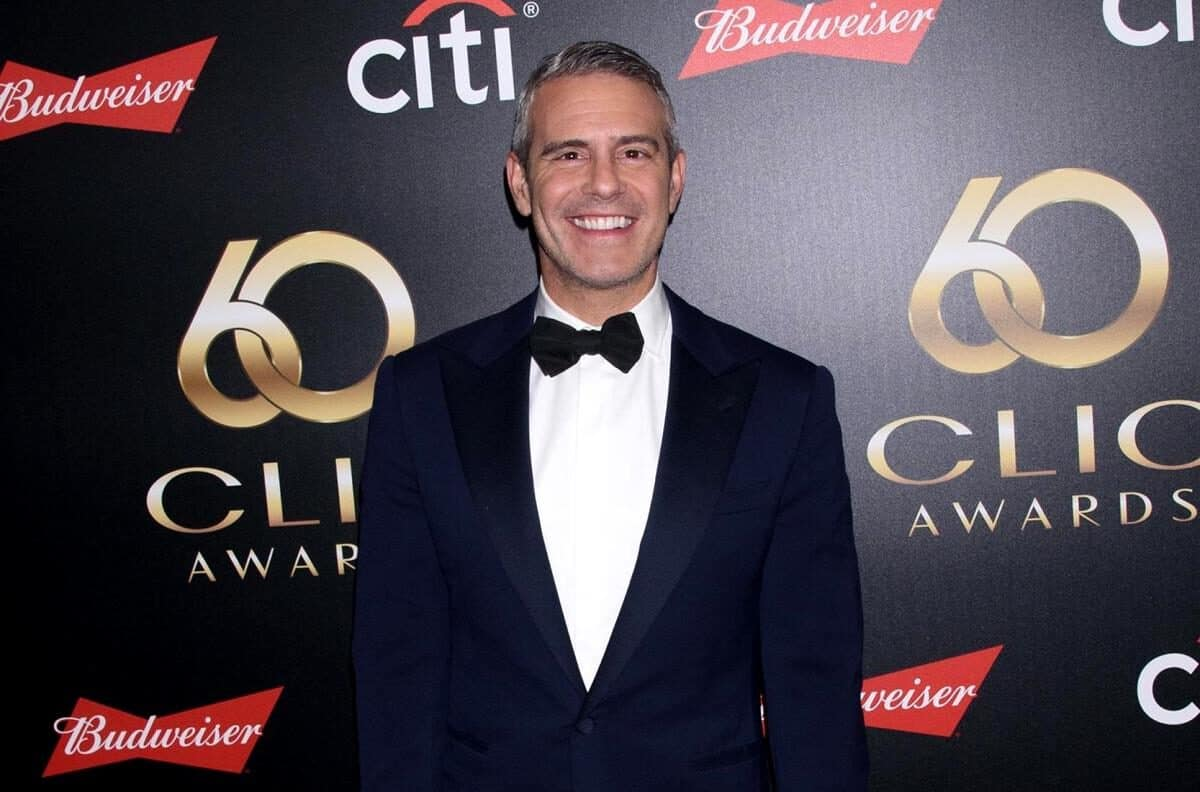 "Here Are the Only 3 Bravolebrities Andy Cohen Follows on Instagram! Find Out Who Plus What He Said About Not Following Real Housewives and His ""Complicated"" Relationships With the Ladies"