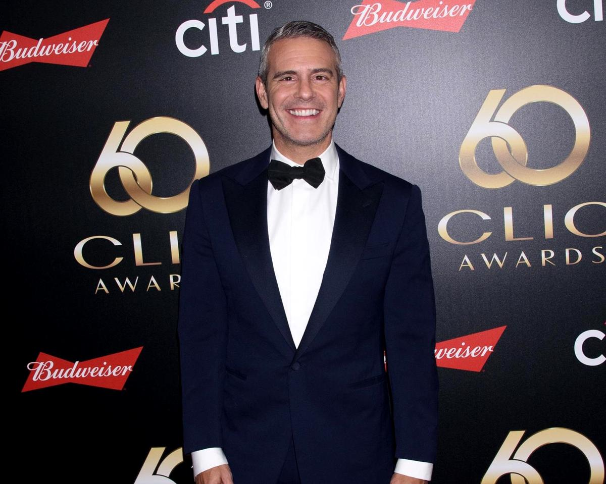 Bravo Host Andy Cohen Reveals Why He Stopped Drinking With His Guests on WWHL