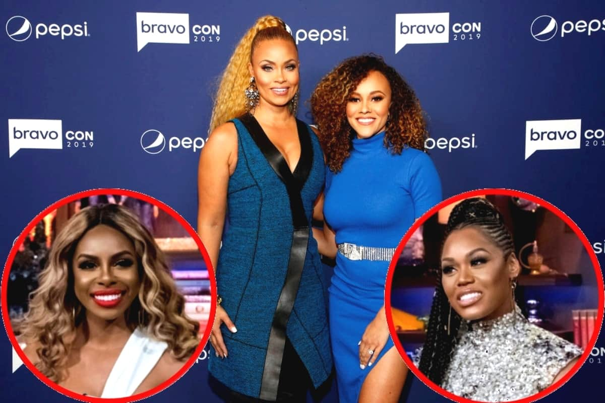 RHOP's Gizelle Bryant Opens Up About Fight Between Candiace Dillard and Monique Samuel, Plus Ashley Darby Weighs In
