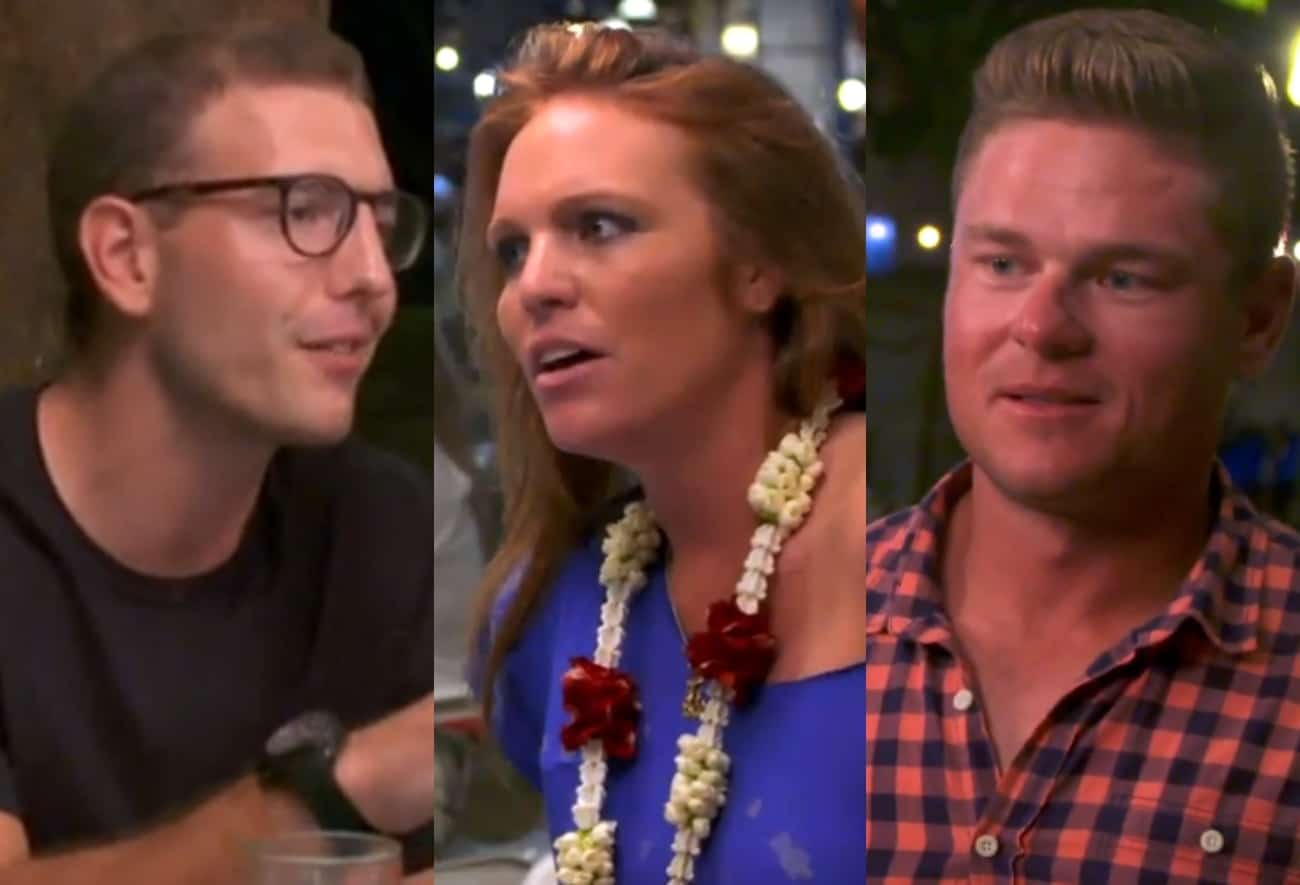 Below Deck Recap