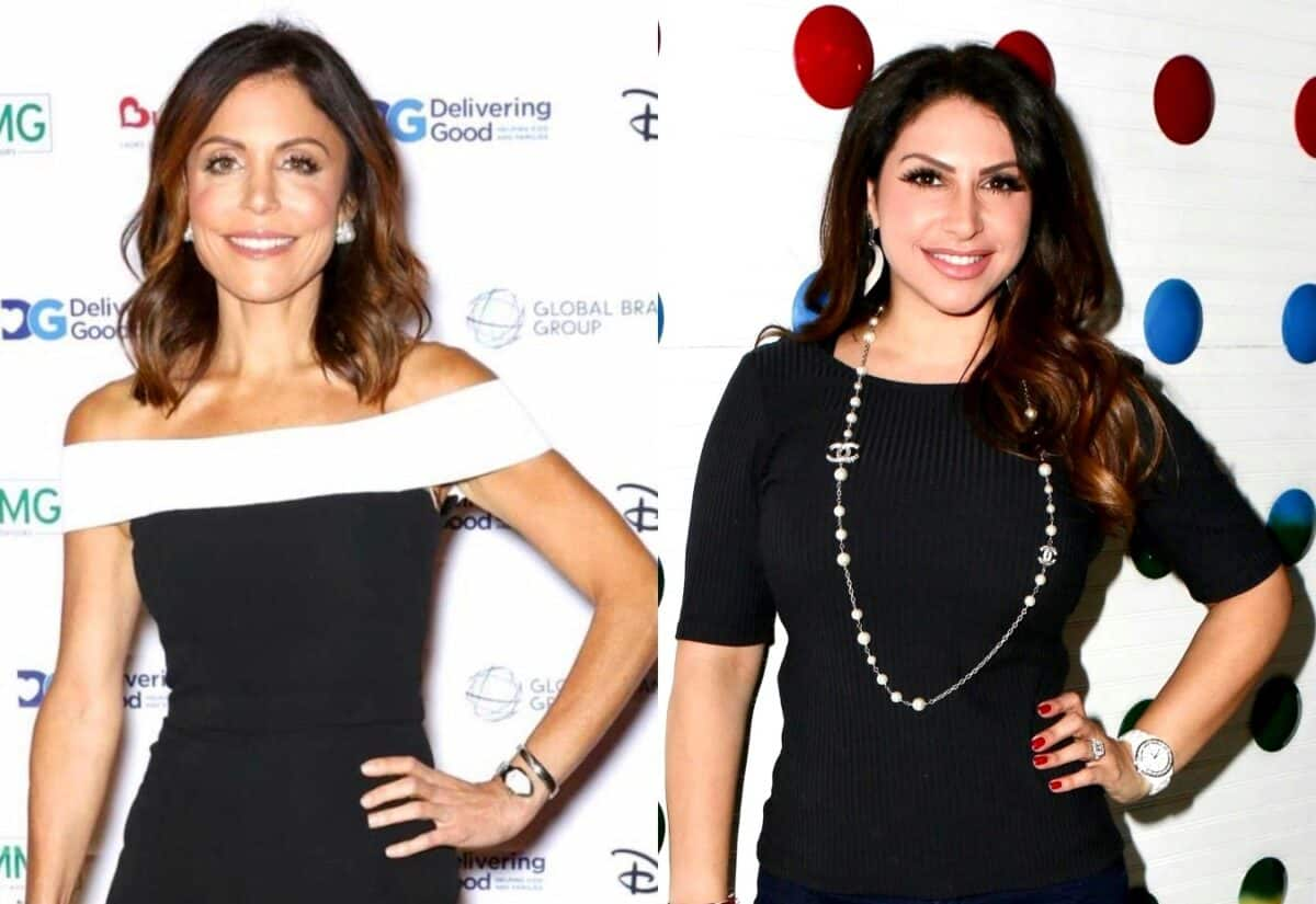 RHONY'S Bethenny Frankel Throws Shade at Jennifer Aydin on Instagram! See Bethenny's Post About RHONJ Star as Margaret Weighs in and Jennifer Claps Back