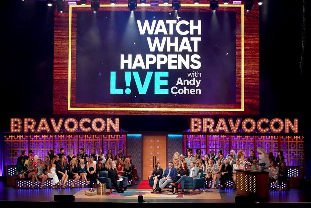 Bravo Stars on Stage at WWHL BravoCon
