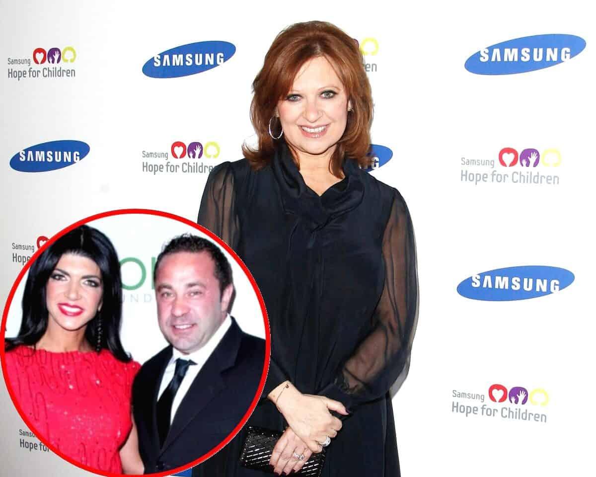 RHONJ's Caroline Manzo Believes Teresa Giudice Was on Xanax During Interview