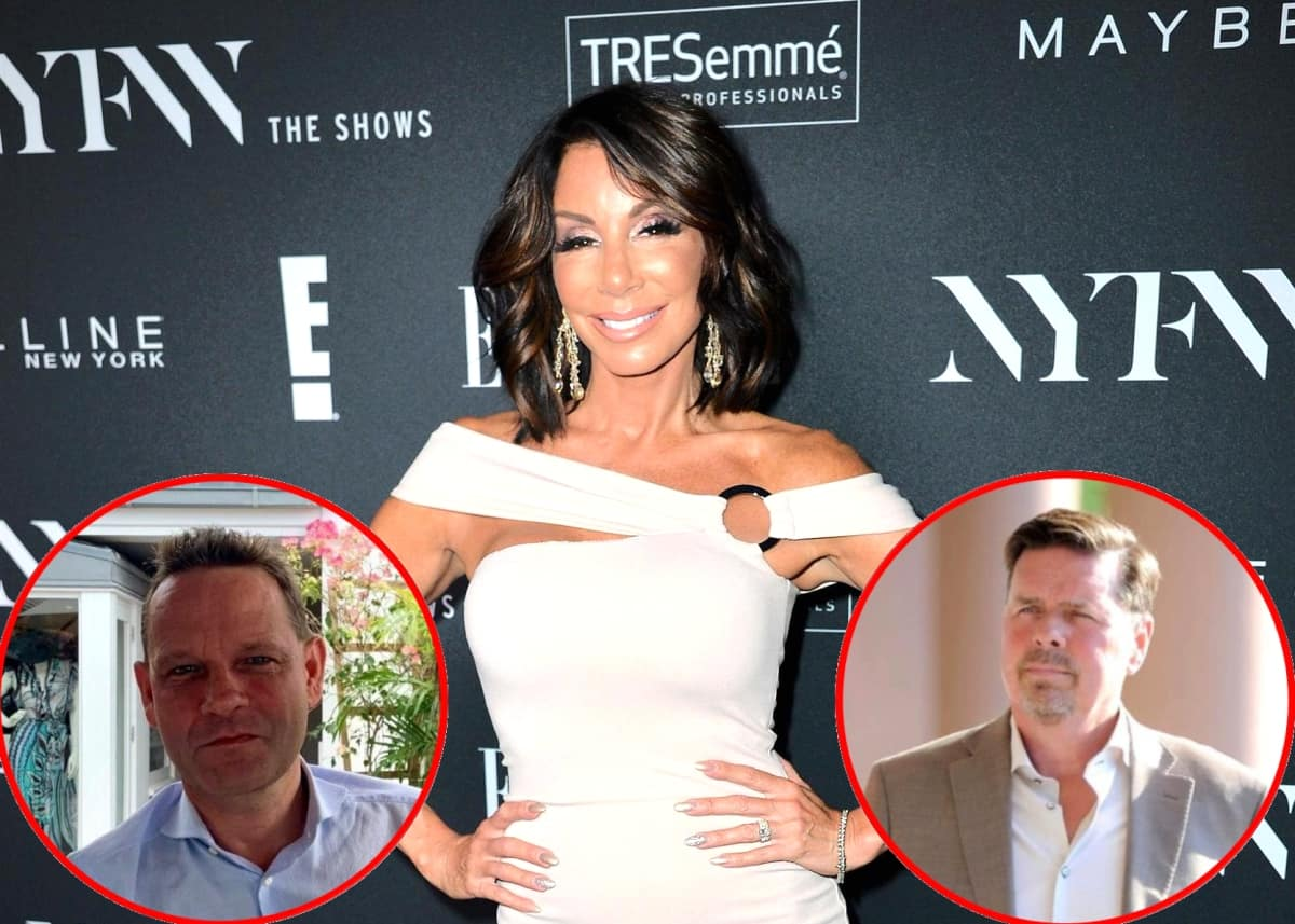 RHONJ's Danielle Staub Reveals Why Relationship With Oliver Maier Ended, Is She Back Together With Marty Caffrey After Their Recent Reunion?