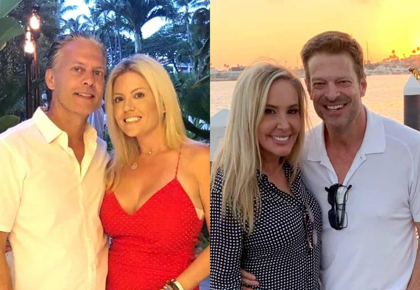 "'RHOC' David Beador's Girlfriend Lesley Cook Calls Out Shannon's Boyfriend John Janssen and Slams Bravo Network For Being ""Thirsty"""