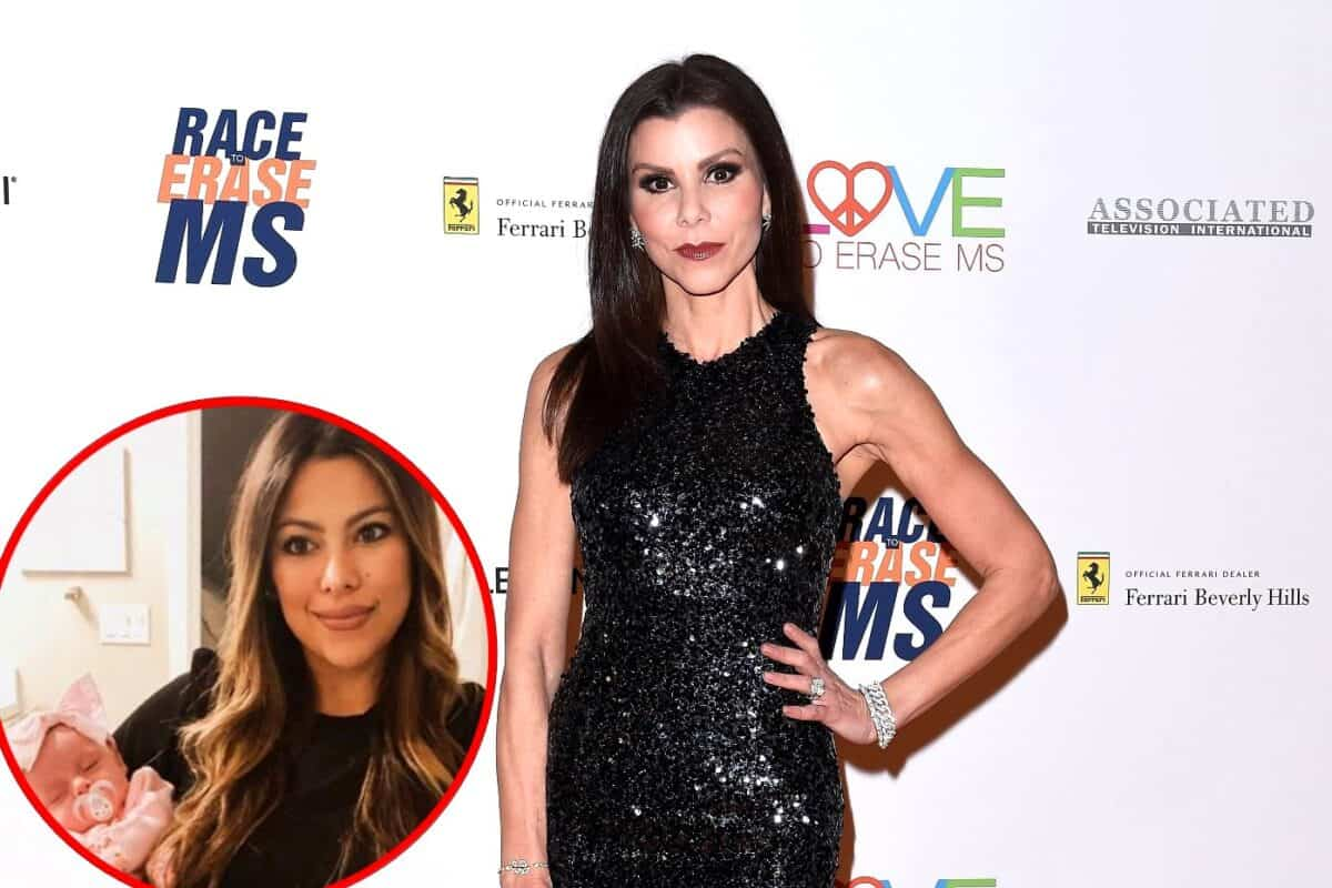 Did Heather Dubrow Fire Her Assistant While She Was on Maternity Leave? Natalie Puche Hints at Firing as Ex RHOC Star Heather Shares Her Side of the Story