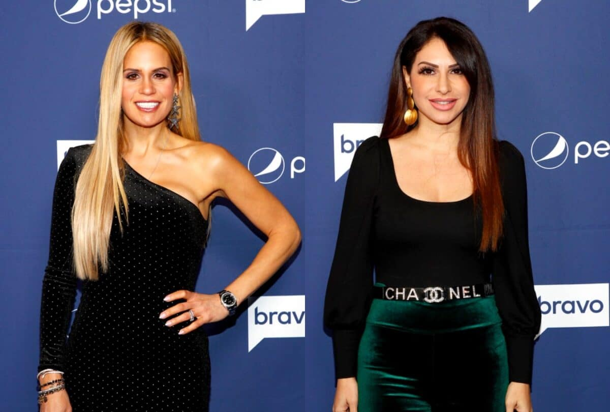 RHONJ's Jackie Goldschneider Throws Shade at Jennifer Aydin's Weight and Lipo Habit, Encourages Her to 'Watch What You Eat' as Jennifer Claps Back