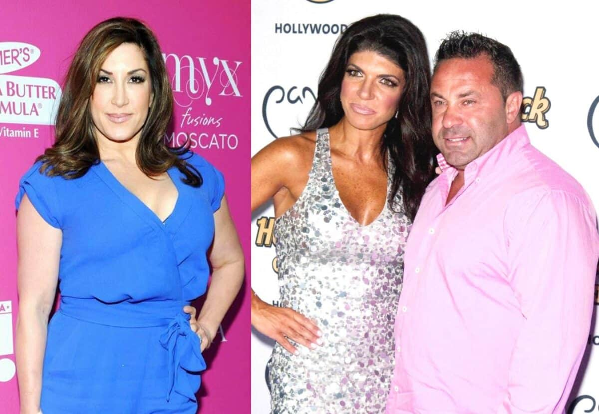 RHONJ's Jacqueline Laurita Reveals Who Turned Teresa and Joe Giudice Into the Feds, Slams Teresa for Refusing to Take Accountability and Suggests She is 'Not in Love' With Joe