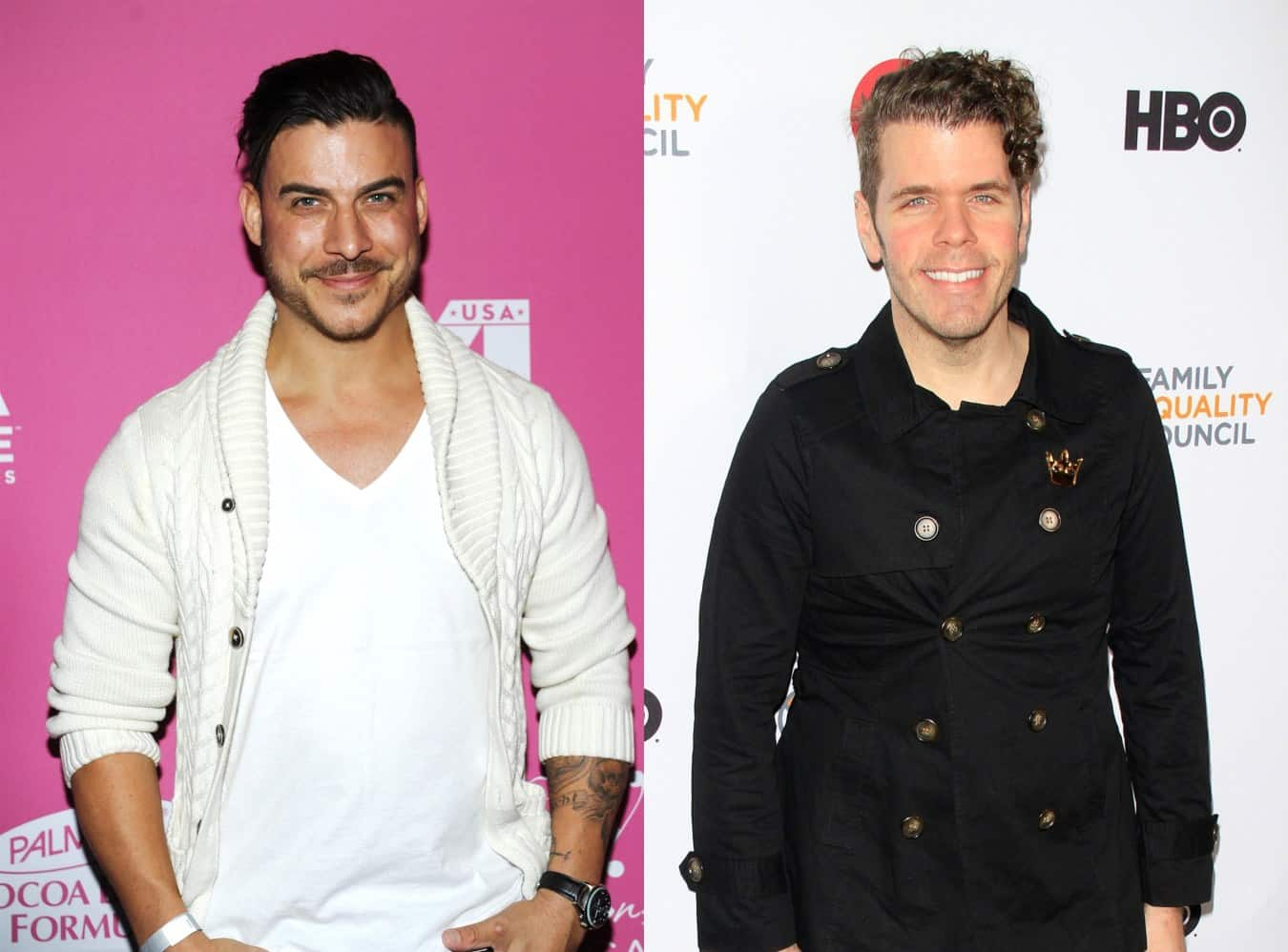 Blogger Perez Hilton Slams Jax Taylor After Vanderpump Rules Star Called Him Out for Making Fun of People's Looks... by Making Fun of His Looks, See How Twitter Reacted