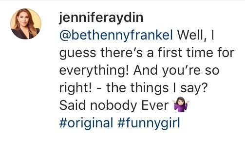 RHONJ Jennifer Aydin Responds to Bethenny Frankel Instagram Shade