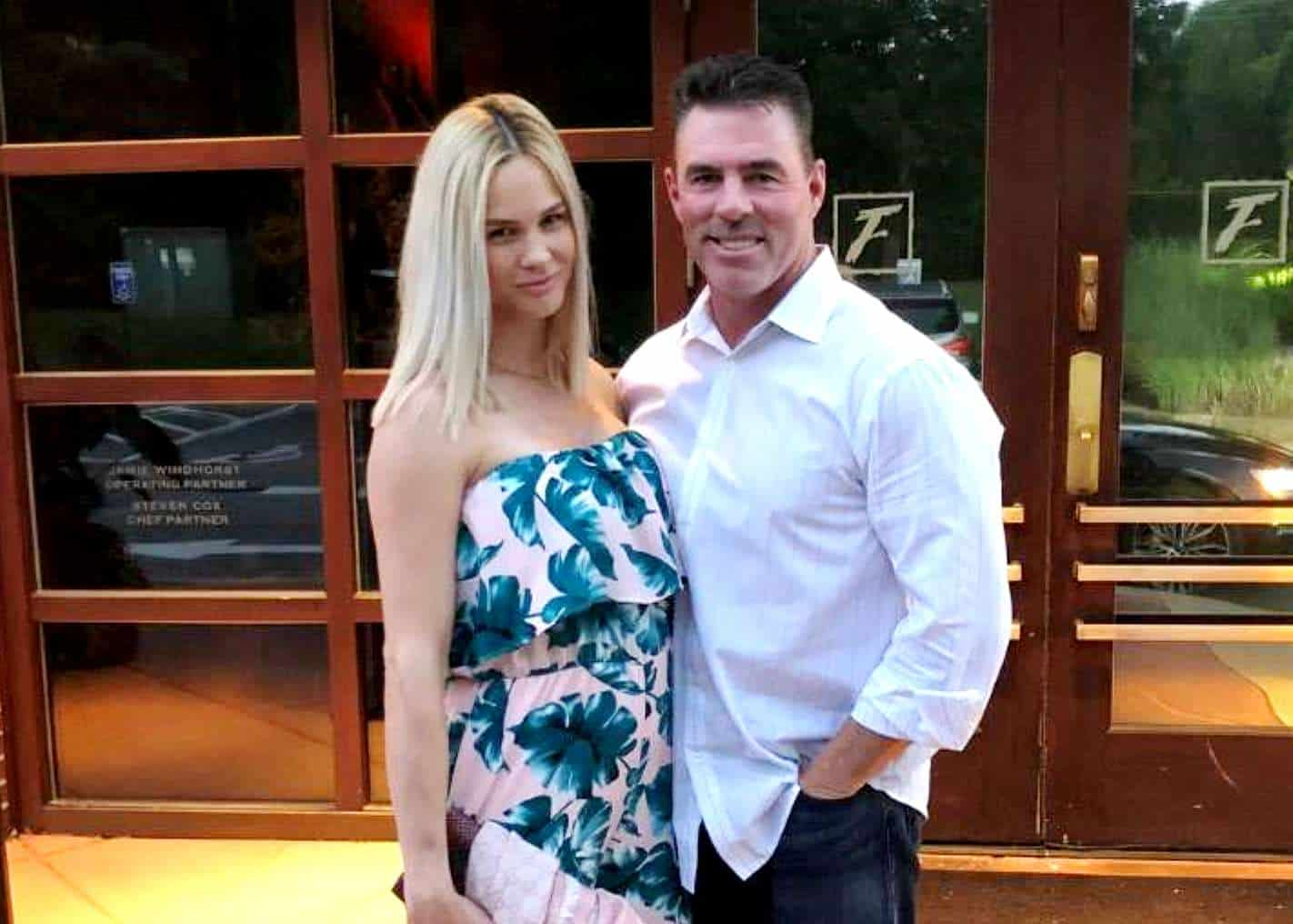 PHOTOS: RHOC's Jim Edmonds Reunites Kids After Meghan King Edmonds Shades His Parenting, Plus is He Moving Into His New Home Without Meghan?