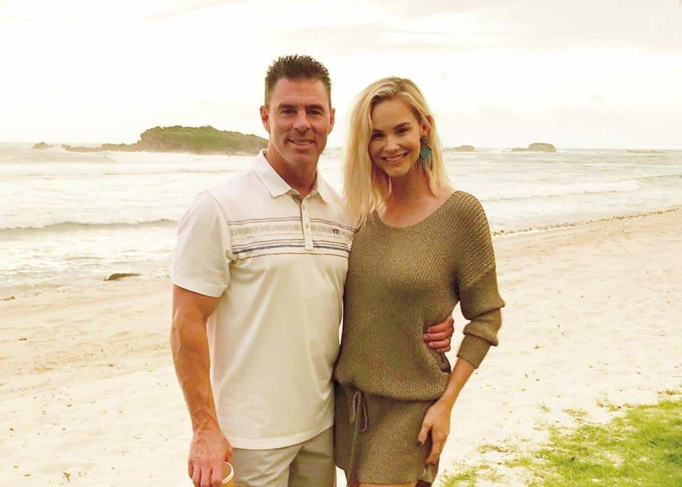 "RHOC's Meghan King Edmonds Slams Husband Jim as ""Manipulative"" and ""Controlling,"" Talks Prenup and Custody, Reacts to Him Saying She'll Need Money Post Split and Says She Found Out About Divorce in Press"