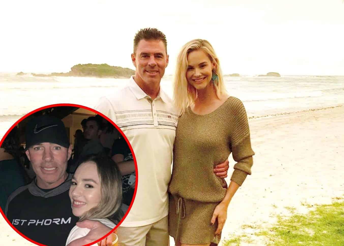 RHOC's Jim Edmonds Slams Claims He Attended Concert With Nanny After Going With Daughter, He Insists Wife Meghan and His Kids Are His 'Only Worry'
