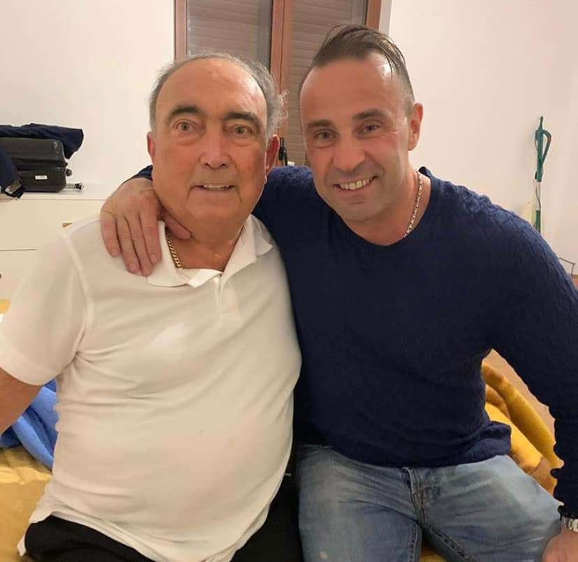 RHONJ Joe Giudice and Teresa Giudice in Italy