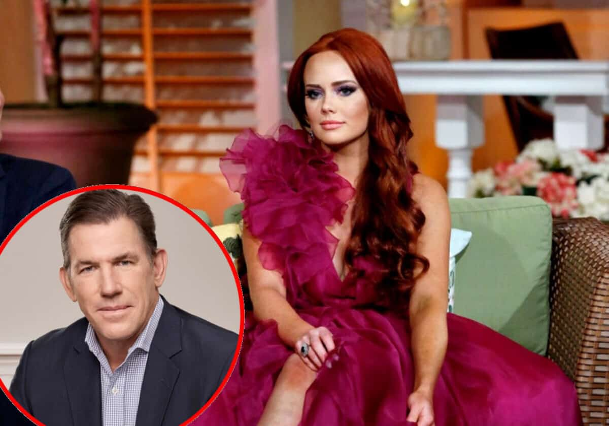 Southern Charm's Kathryn Dennis Speaks Out on Custody Agreement With Ex Thomas Ravenel Following a Messy Court Battle