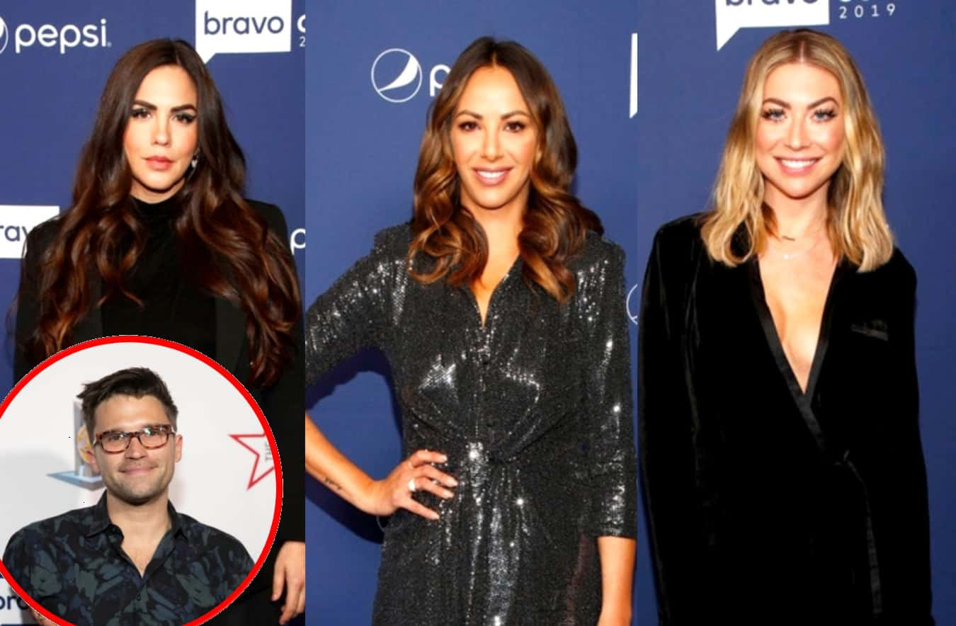 Katie Maloney Clarifies 'Fake' Marriage Claims as Kristen Doute Talks 'Growing Apart' From Stassi and Katie Amid Feud, Plus Stassi and Katie Talk Kristen and Shade New Vanderpump Rules Costars